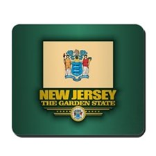 New Jersey (v15) Mousepad