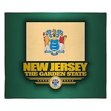 New Jersey (v15) King Duvet