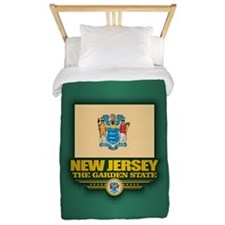 New Jersey (v15) Twin Duvet