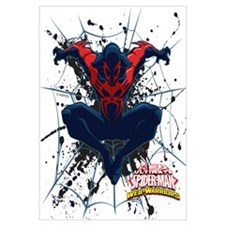 Spider-Man 2099 Web Wall Art