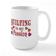 Quilting Passion Mug