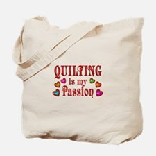 Quilting Passion Tote Bag
