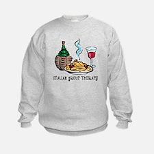 Italian Group Therapy Sweatshirt