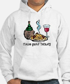 Italian Group Therapy Jumper Hoody