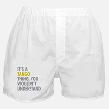 Its A Tango Thing Boxer Shorts