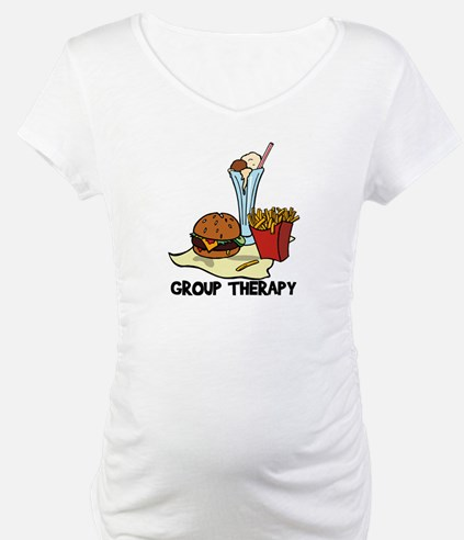Food Group Therapy Shirt