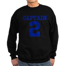 CAPTAIN #2 Sweatshirt