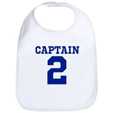 CAPTAIN #2 Bib