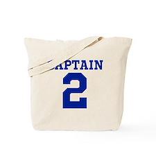 CAPTAIN #2 Tote Bag