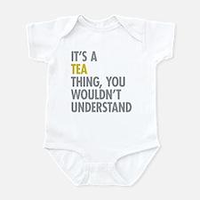 Its A Tea Thing Infant Bodysuit