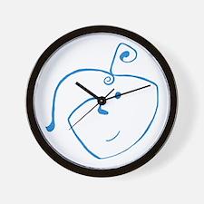 Quirky Character Wall Clock