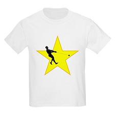 Hammer Throw Silhouette Star T-Shirt