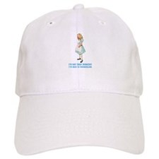 ALICE - NOT THAT INNOCENT Baseball Cap