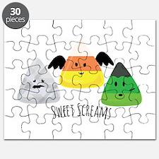 Sweet Screams Puzzle