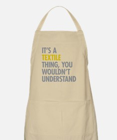 Its A Textile Thing Apron