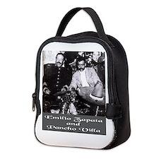 zapataandvilla.jpg Neoprene Lunch Bag