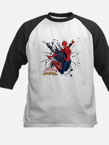 Spider-Girl Web Tee