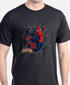 Spider-Girl Web T-Shirt