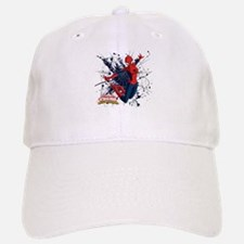 Spider-Girl Web Baseball Baseball Cap