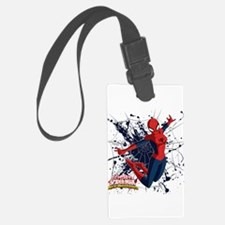 Spider-Girl Web Luggage Tag
