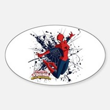 Spider-Girl Web Decal
