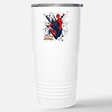 Spider-Girl Web Travel Mug