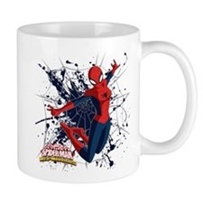 Spider-Girl Web Mug