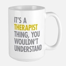 Its A Therapist Thing Mug