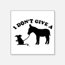 I don't give a rat's *ss Sticker