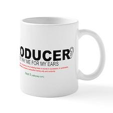PRODUCER Small Mugs