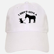 I don't give a rat's *ss Baseball Baseball Cap