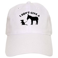 I don't give a rat's *ss Baseball Cap