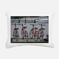 Cute Mackinac Rectangular Canvas Pillow