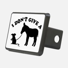 I don't give a rat's *ss Hitch Cover
