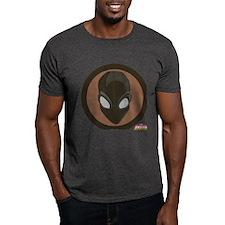 Spider-Man Noir Icon T-Shirt