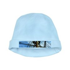 Sky Ropes baby hat