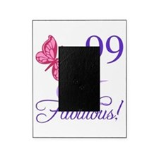 Fabulous 99th Birthday Picture Frame