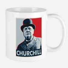 Winston Churchill Mugs