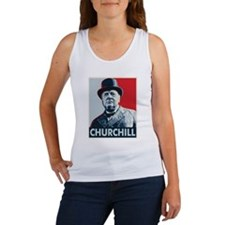 Winston Churchill Tank Top