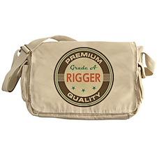 Rigger Vintage Messenger Bag