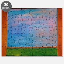 ROTHKO'S WINDOW Puzzle