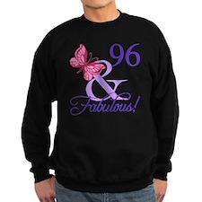 Fabulous 96th Birthday Sweatshirt
