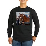 California chrome Long Sleeve T-shirts (Dark)