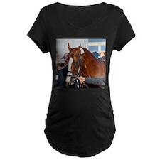 California Chrome Maternity T-Shirt