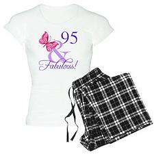 Fabulous 95th Birthday pajamas