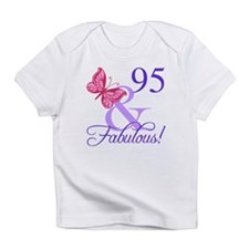Fabulous 95th Birthday Infant T-Shirt