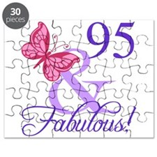Fabulous 95th Birthday Puzzle