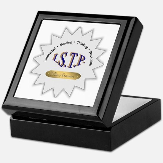 ISTP Keepsake Box