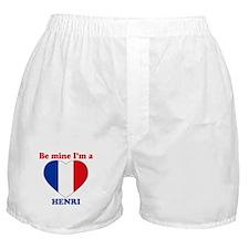 Henri, Valentine's Day Boxer Shorts