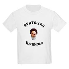 Homer's Ayatollah Assahola T-Shirt